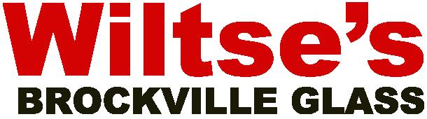 Wiltse's Brockville Glass logo