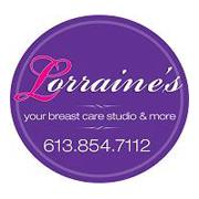 Lorraine's Your Breast Care Studio & More logo