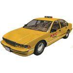 ABC Taxi & Courier Service logo