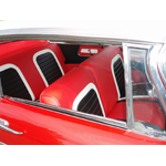 Deluxe Auto Glass & Upholstery logo