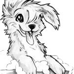 Desi's Doggie Doo's logo