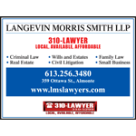 Langevin Morris Smith LLP - Barristers / Solicitors logo