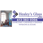 Healey's Glass Ltd logo