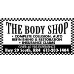 Body Shop The logo
