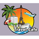 Lft Travel Cafe logo