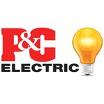 P & C Electric logo
