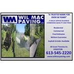 Wil Mac Paving Ltd logo