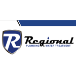 Regional Plumbing & Water Treatment logo
