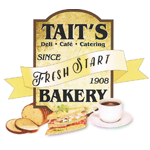 Tait's Fresh Start Bakery logo