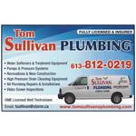 Tom Sullivan Plumbing Ltd logo