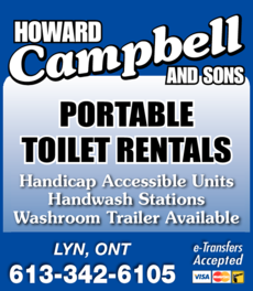 Print Ad of Campbell & Sons