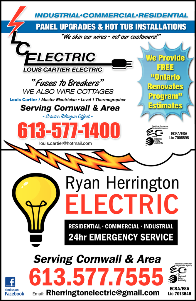 Print Ad of Lc Electric