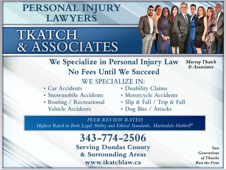 Print Ad of Tkatch & Associates