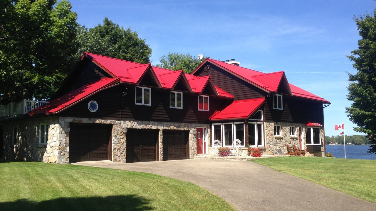 Photo uploaded by Jake's Metal Roofing & Siding
