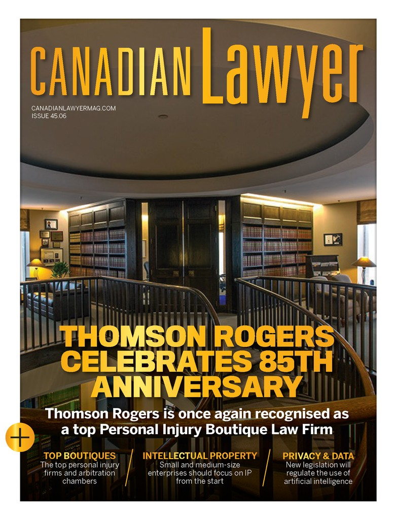 Photo uploaded by Thomson Rogers Personal Injury Lawyers