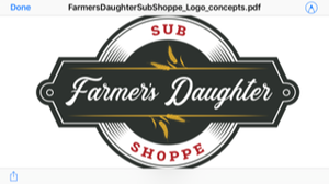 Photo uploaded by Farmer's Daughter Sub Shoppe