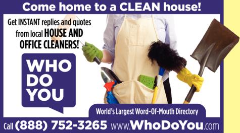 Print Ad of Who Do You